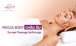 Massage body Thụy Điển